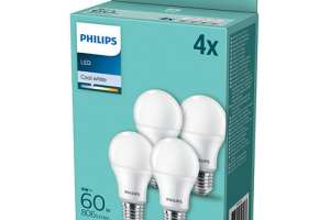 Confezione lampadina Led Philips